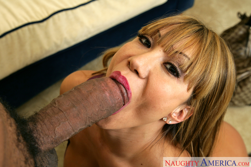 Ava Devine demands a monster cock hold her ass