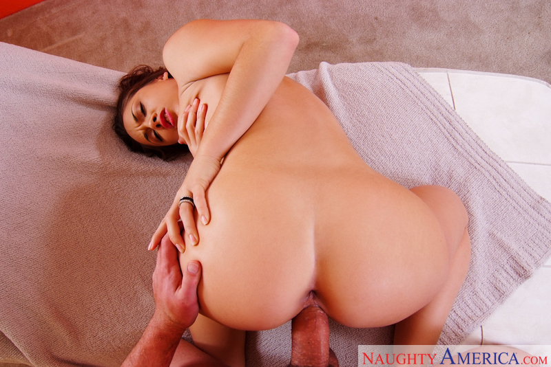 Kristina Rose big butts video from Ass Masterpiece