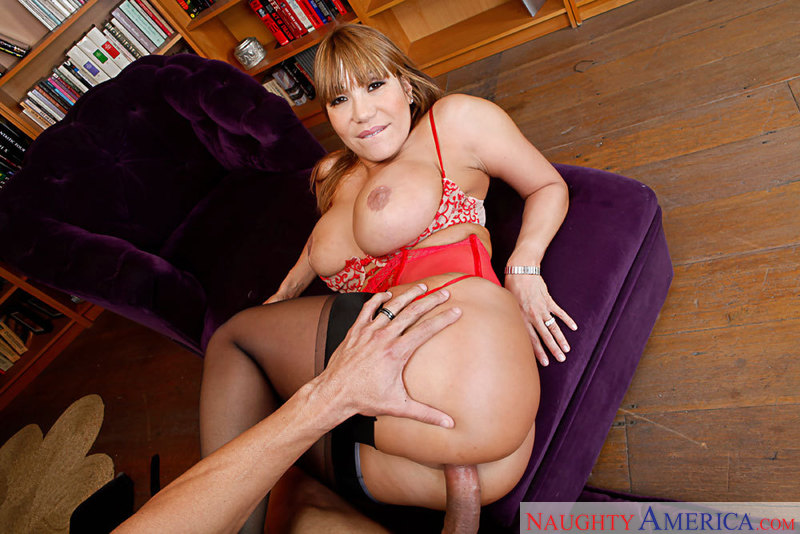 Ava Devine networks video from Naughty America