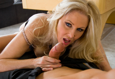Julia Ann milf porn video from Housewife 1 On 1