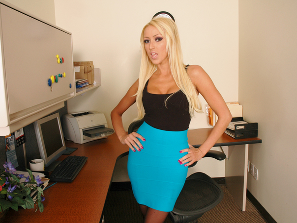Breanne Benson Live Naughty Secretary