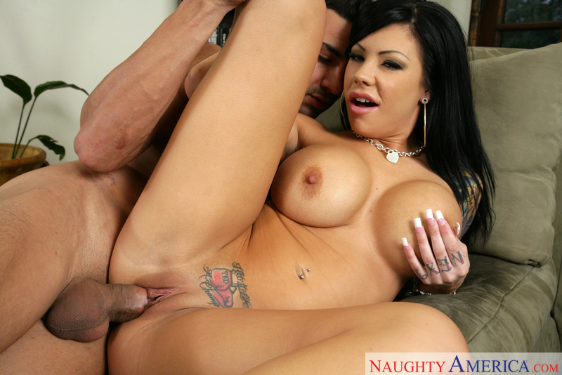 Mason Moore networks video from Naughty America