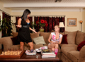 Jesse Capelli in Her First Naughty America Scene