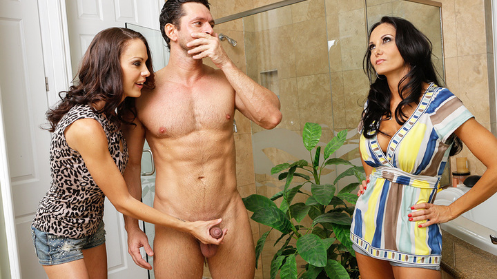 Ava Addams & McKenzie Lee- My Friend's Hot Mom