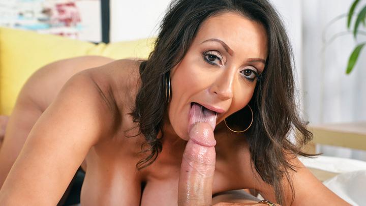Persia Monir- My Friend's Hot Mom