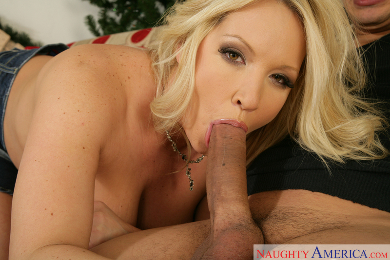 Rachel Love networks video from Naughty America