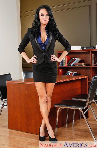 Alektra Blue a very sexy teacher