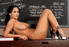 Ava Addams reality porn video from My First Sex Teacher