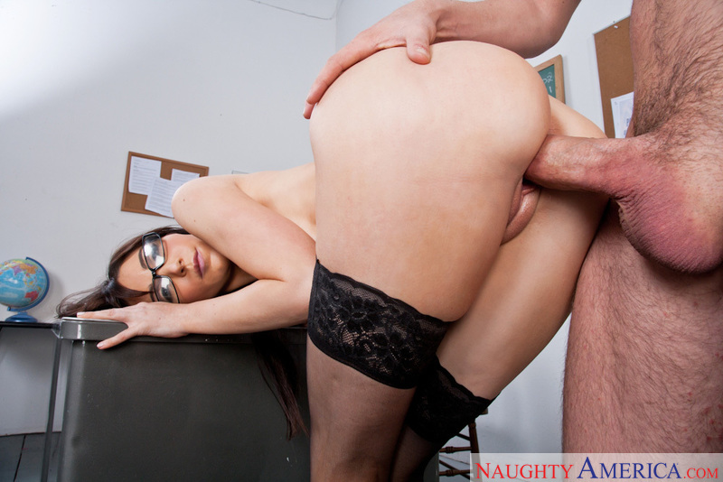 Diana Prince reality porn video from My First Sex Teacher