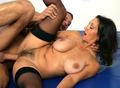Exotic MILF Porn Star Teaches Mouth-To-Mouth