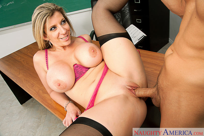 Sara Jay networks video from Naughty America