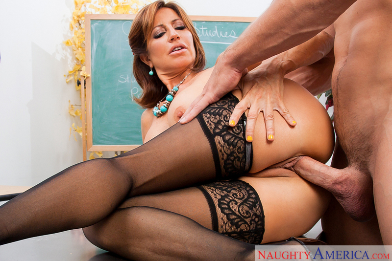 Tara Holiday reality porn video from My First Sex Teacher