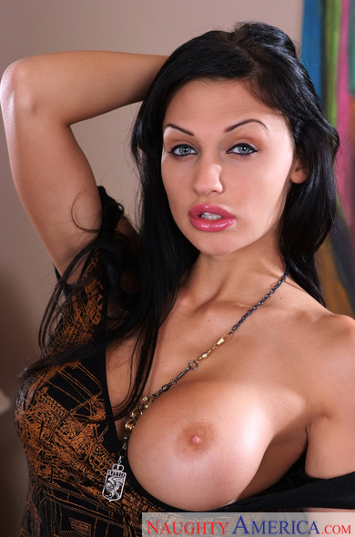 Aletta Ocean & Will Powers in Friends of Horny Housewives
