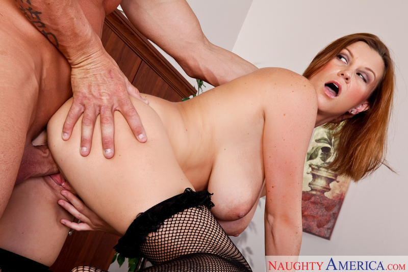Sara Stone networks video from Naughty America