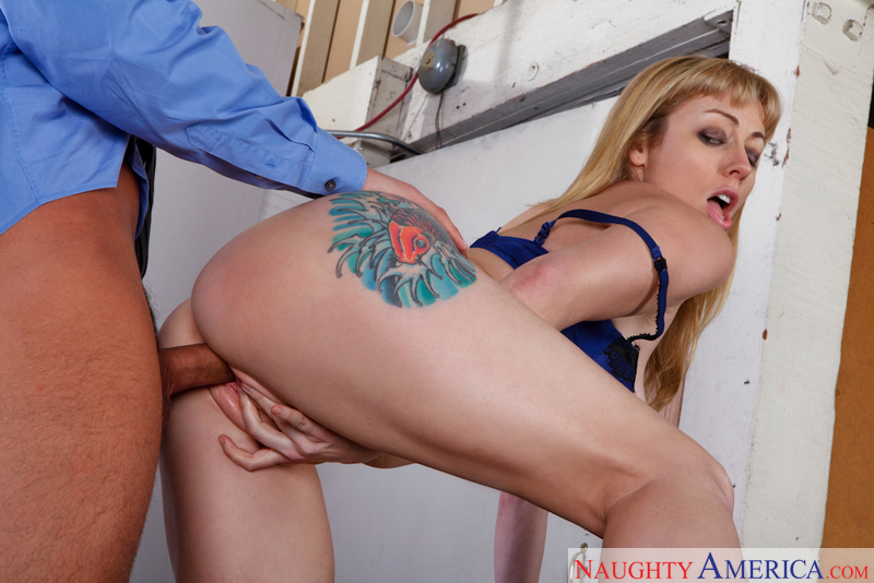 Adrianna Nicole networks video from Naughty America