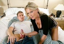 Bridgett Lee milf porn video from Seduced By A Cougar